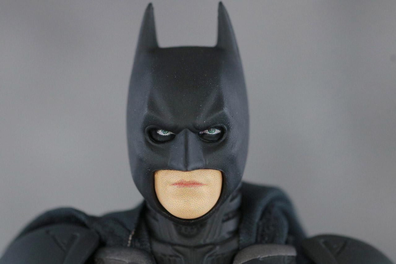MAFEX バットマン Ver.3.0 レビュー 本体