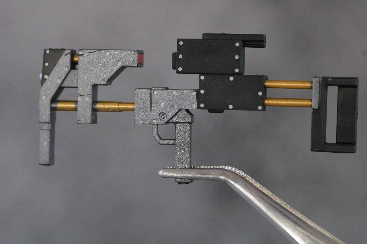 MAFEX バットマン Ver.3.0 レビュー 付属品 スティッキーボムガン