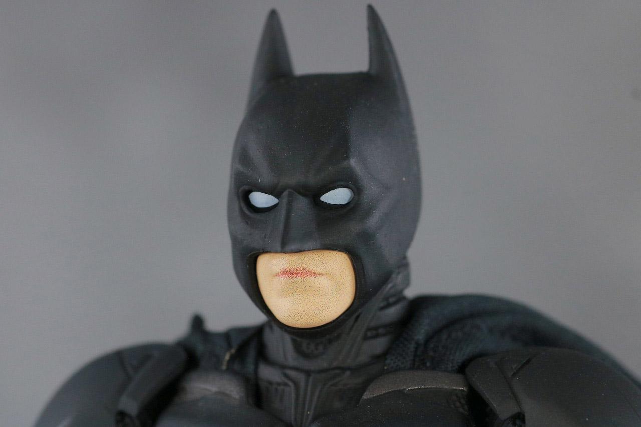 MAFEX バットマン Ver.3.0 レビュー 付属品 暗視ヘッド