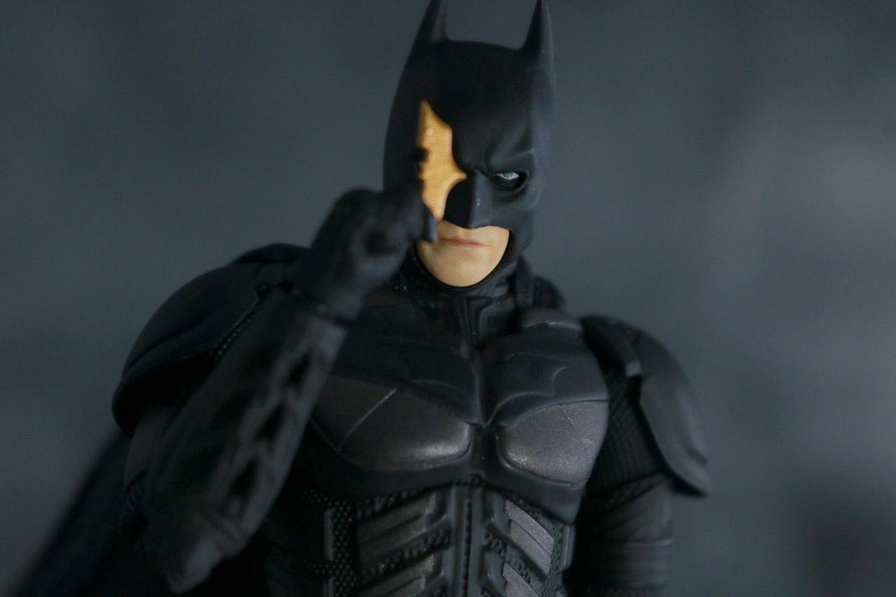 MAFEX バットマン Ver.3.0 レビュー