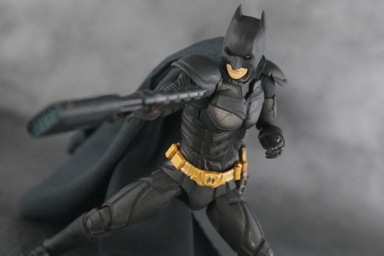 MAFEX バットマン Ver.3.0 レビュー アクション