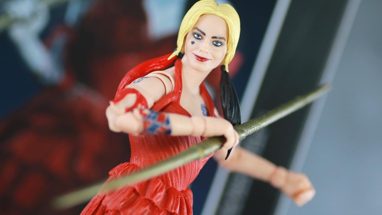 【赤ドレス】DCマルチバース ハーレイ・クイン(『ザ・スーサイド・スクワッド』)をレビュー!
