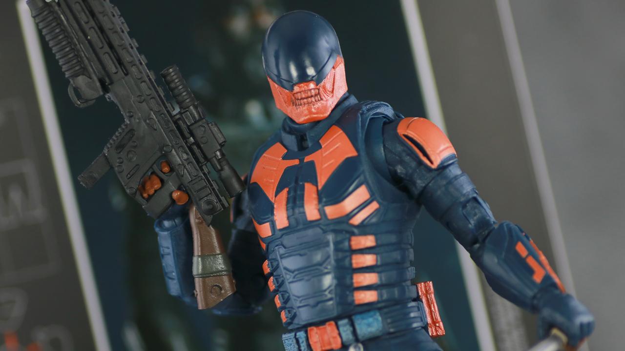 【銃火器】DCマルチバース ブラッドスポートをレビュー!