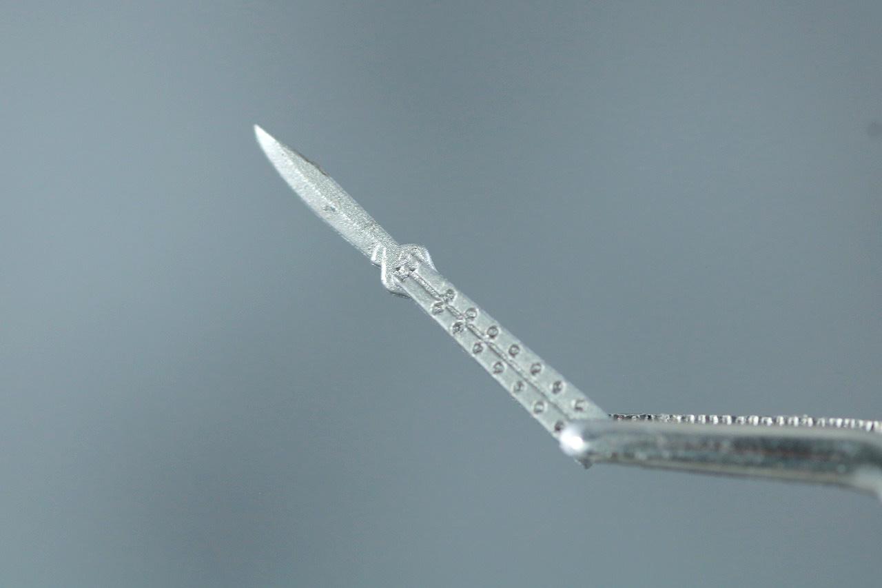 MAFEX ジョーカー Ver.2 レビュー 付属品 ナイフ