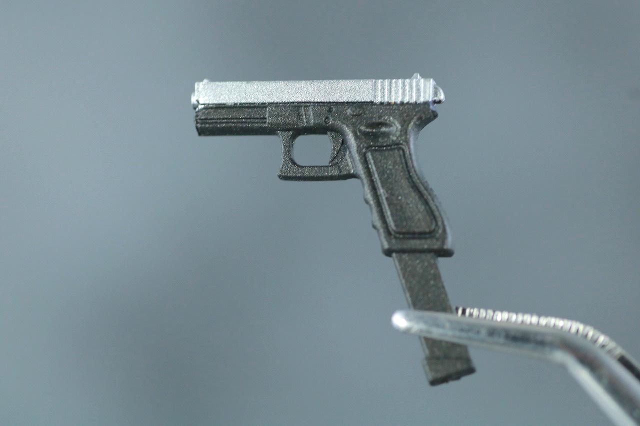 MAFEX ジョーカー Ver.2 レビュー 付属品 靴ナイフ