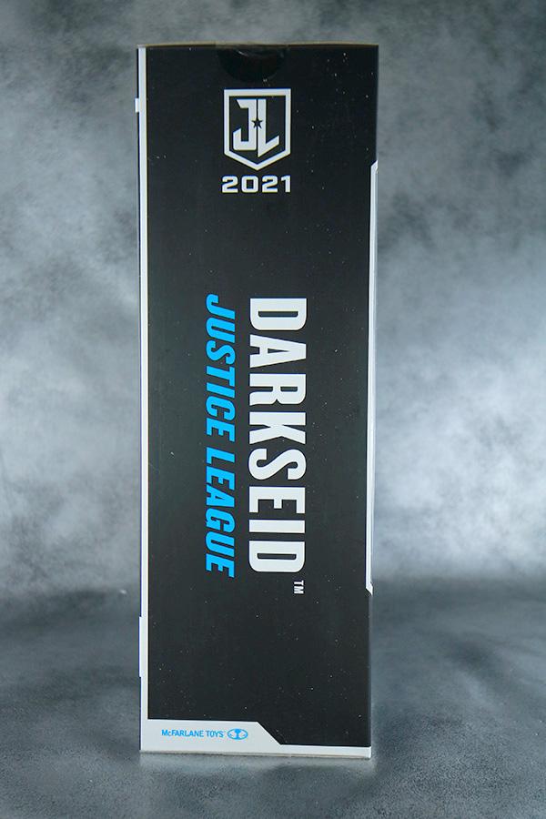 DCマルチバース ダークサイド ジャスティスリーグ:ザック・スナイダーカット レビュー パッケージ
