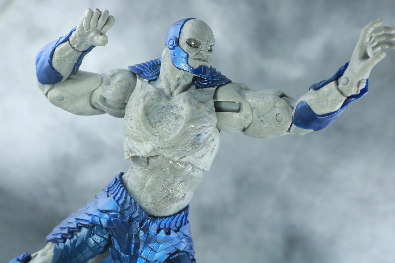 DCマルチバース ダークサイド ジャスティスリーグ:ザック・スナイダーカット レビュー アクション
