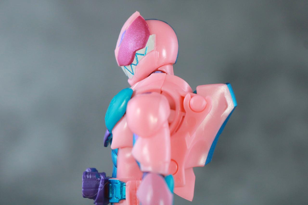 リバイスリミックスフィギュア 仮面ライダーリバイ&バイス レックスゲノムセット レビュー リバイ バイス 可動範囲