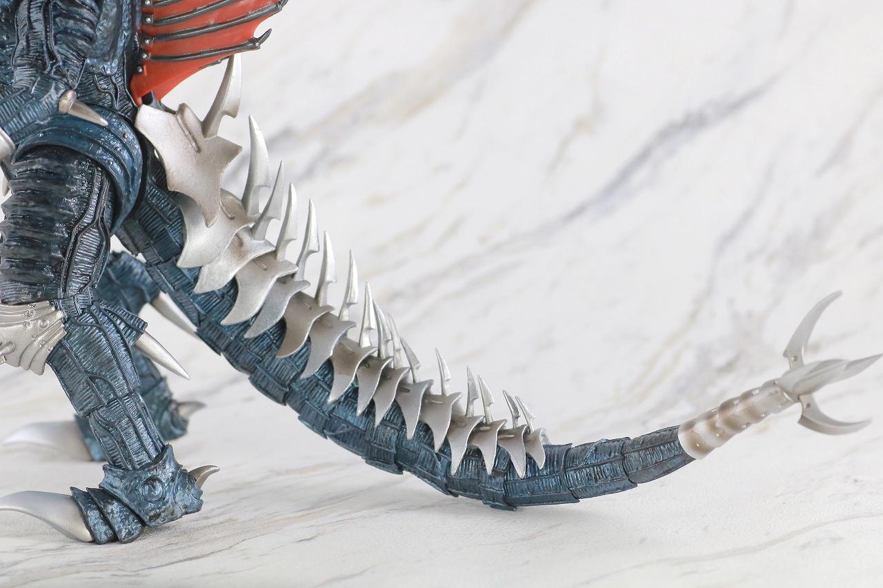 S.H.モンスターアーツ ガイガン(2004)大決戦Ver. レビュー 本体