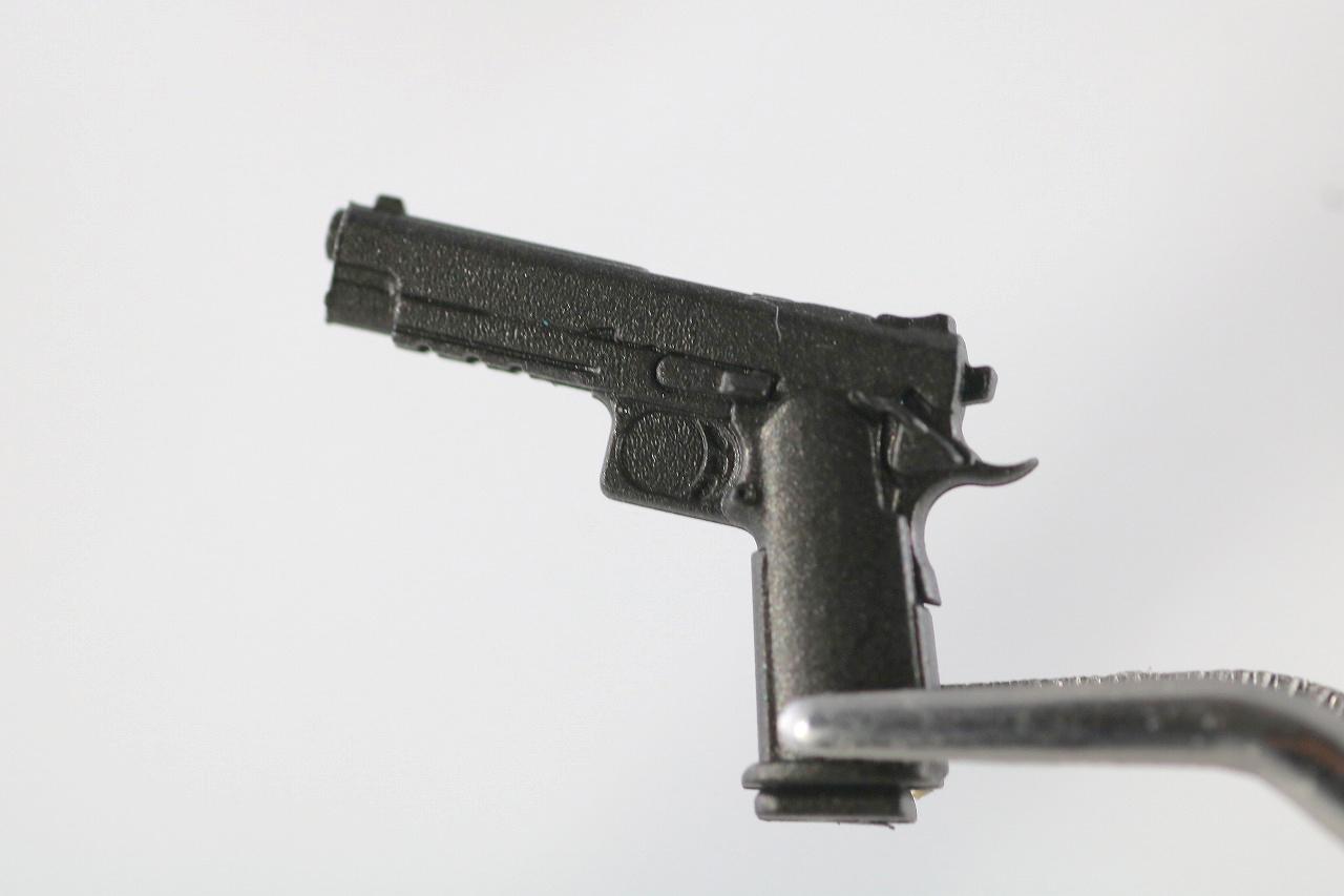 S.H.フィギュアーツ キャプテンアメリカ ジョン・ウォーカー レビュー 付属品 銃