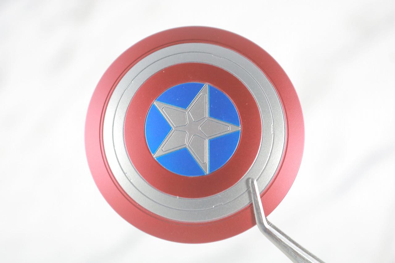 S.H.フィギュアーツ キャプテンアメリカ ジョン・ウォーカー レビュー 付属品 盾