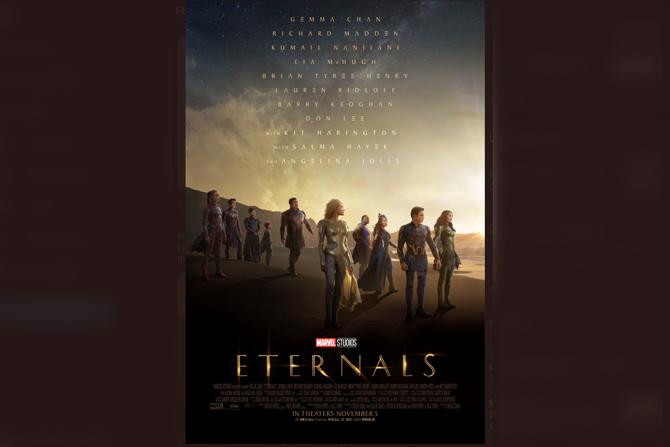 『エターナルズ』10人+1人の能力を演じる俳優陣が明かす ー 個性豊かなパワーを持つ種族