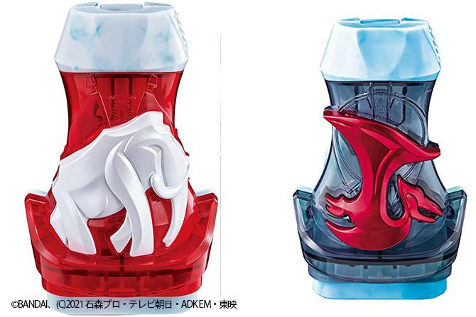 「DXマンモスバイスタンプ」&「DXプテラバイスタンプ」が2021年9月に発売!