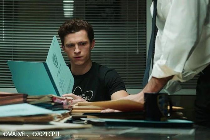 『スパイダーマン:NWH』予告の腕、チャーリー・コックスではなかった ー IMAX版予告で判明