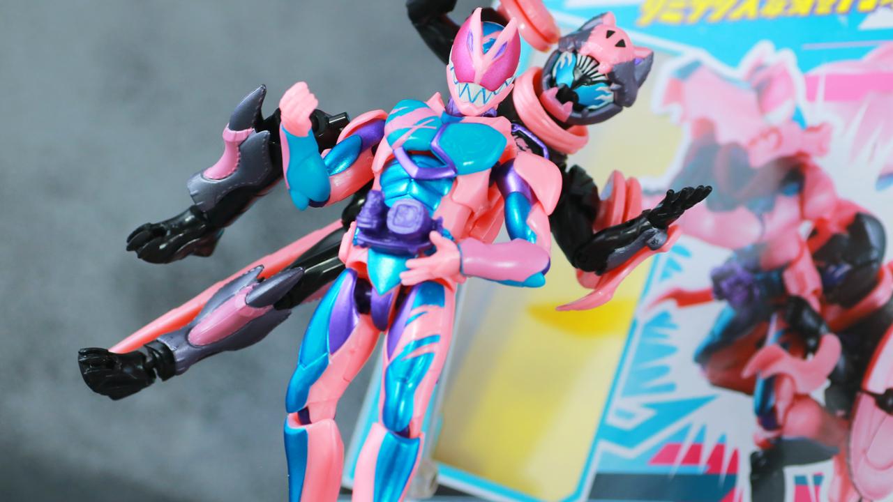 【悪魔】リバイスリミックスフィギュア 仮面ライダーリバイ&バイス レックスゲノムセットをレビュー!