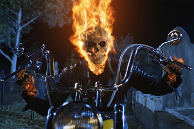 『ゴーストライダー』監督、主演俳優はニコラス・ケイジ一択だったことを明かす ー 「他のひとの話はしていない」
