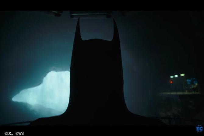 映画『フラッシュ』ティザー動画が解禁 ー 新スーツに二人のバリー、そしてバットマン