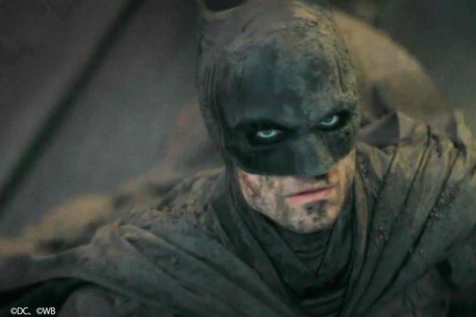 『ザ・バットマン』最新予告が解禁! ー ヴィランたちと復讐に燃える新時代のバットマン