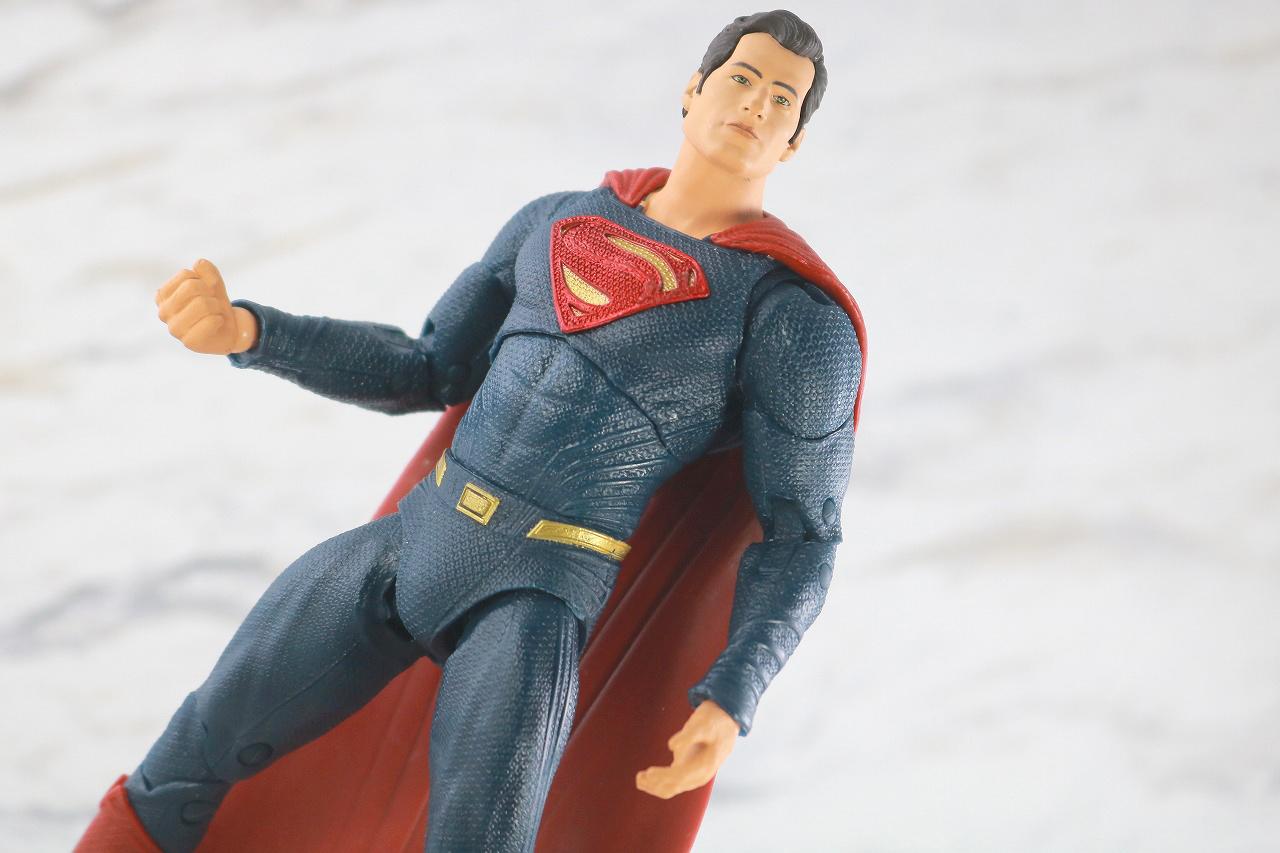 DCマルチバース スーパーマン(『ジャスティスリーグ』) レビュー