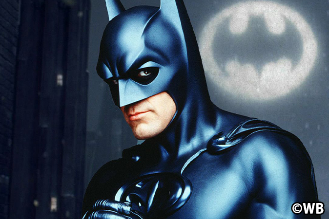 『バットマン&ロビン』主演のジョージ・クルーニー、『フラッシュ』に出演しない理由を明かす ー 「呼ばれてない」