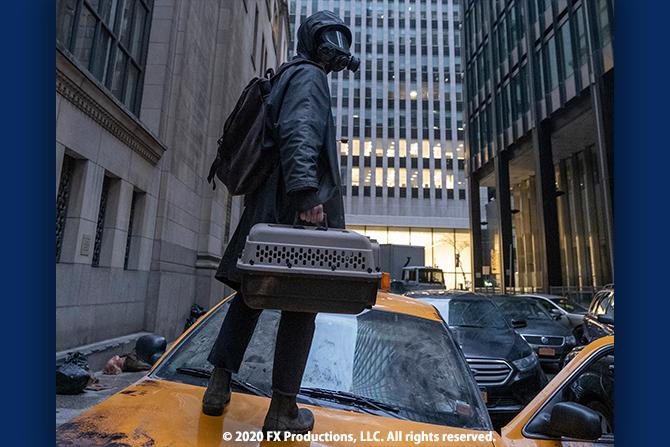 アメコミ界の傑作『Y:ザ・ラストマン』息もつかせぬ衝撃シーンの予告編が解禁! ー ディズニープラス「スター」で配信