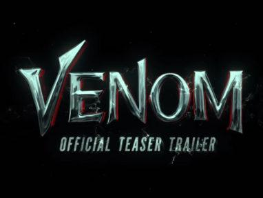 『ヴェノム』から不気味すぎるヴェノムのアップ写真が公開!